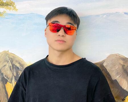 Purpyle napa sunglasses eyewear polarized 1504M-5a