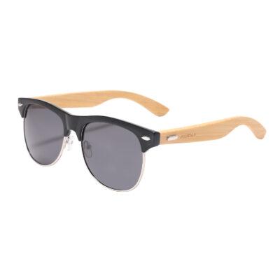 Ventura 1029-1 Clubmaster Polarized Tinted Sunglasses Gray