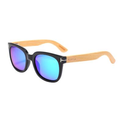 Fairfax 1209M-1 Classic Polarized Mirrored Sunglasses Blue