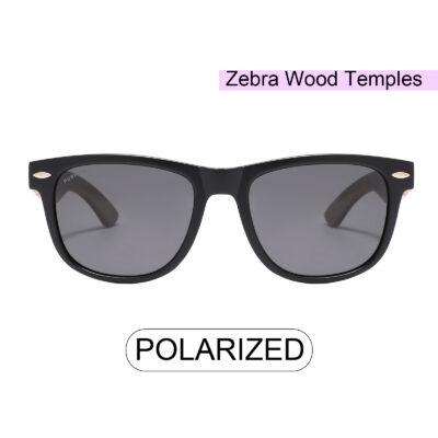 Lodi 1501-3 WFR Classic Polarized Tinted Sunglasses Gray 1