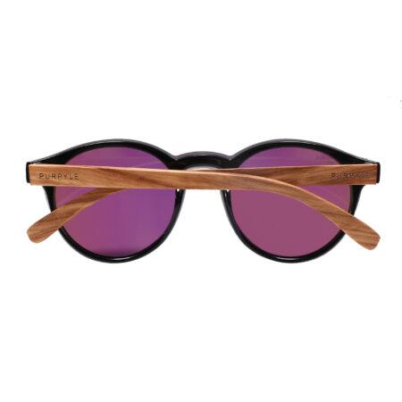 Purpyle Palo 1502M-1 WFR Classic Polarized Mirrored Sunglasses Blue 2