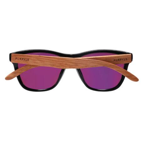 Purpyle Irvine 1505M-1 WFR Classic Polarized Mirrored Sunglasses Blue 4