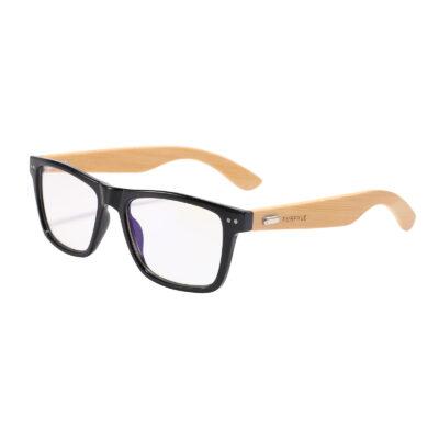 Fresno 310L-1 WFR Classic Sunglasses Clear Transparent