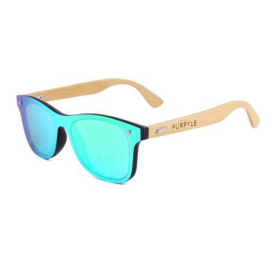 Sacramento 317M-1 WFR Classic Mirrored Sunglasses Blue