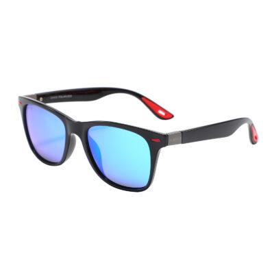 Montclair 1698M-4 Classic Polarized Mirrored Sunglasses Blue