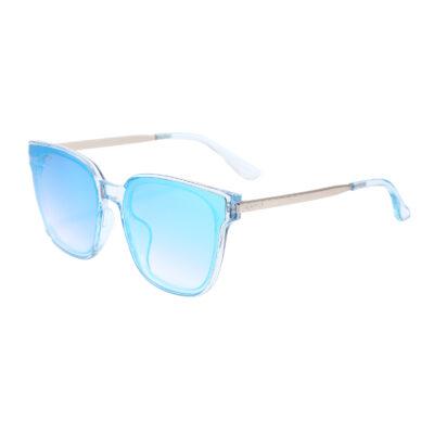 Sonoma 2142M-4 Oversized Classic Mirrored Sunglasses Blue