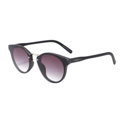 Santa C 2143-1 Classic Tinted Sunglasses Brown/ Purple Gradient