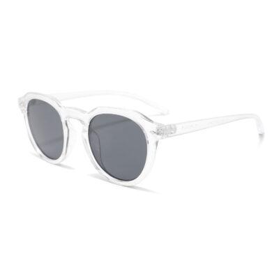 Monte Carlo 2308-13 WFR Classic Polarized Tinted Sunglasses Black