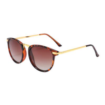 Monterey 3252-7 Classic Polarized Tinted Sunglasses Tortoise