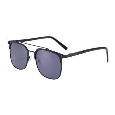 Orlando 3471-1 Classic Square Tinted Sunglasses Black