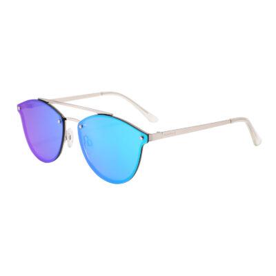 Rocklin 3487M-1 Classic Mirrored Reflective Sunglasses Green