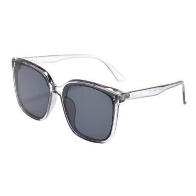 Lauderhill 2301-13 Oversized Classic Tinted Sunglasses Black