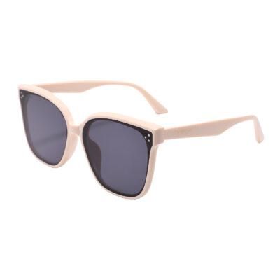 Jupiter 2302-14 Oversized Classic Tinted Sunglasses Black